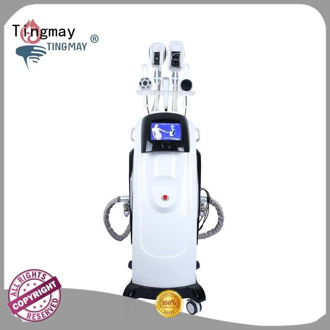 cryolipolisis electric stimulation therapy machine design for man Tingmay