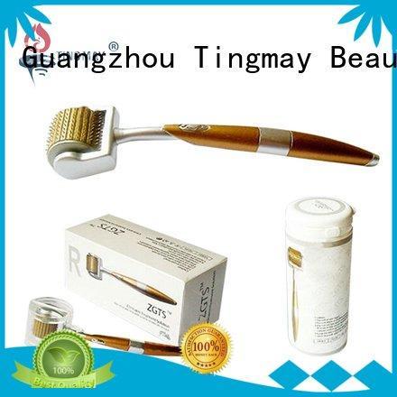 tmroller facial mini beauty Tingmay ultrasonic skin scrubber