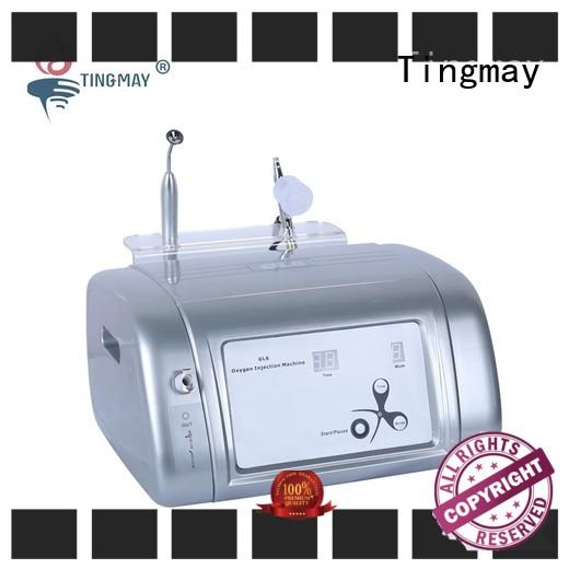 Tingmay vacuum electric oxygen machine manufacturer for skin
