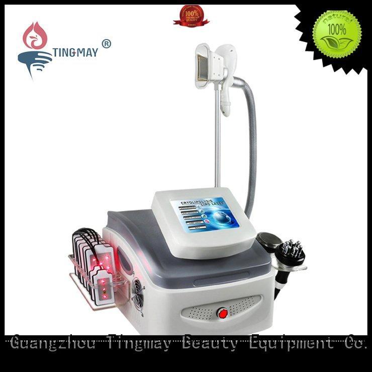 face muscle stimulator machine hifu slimming Tingmay