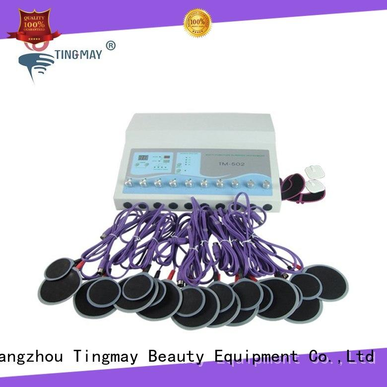 Tingmay russian electrical muscle stimulation machine from China for woman