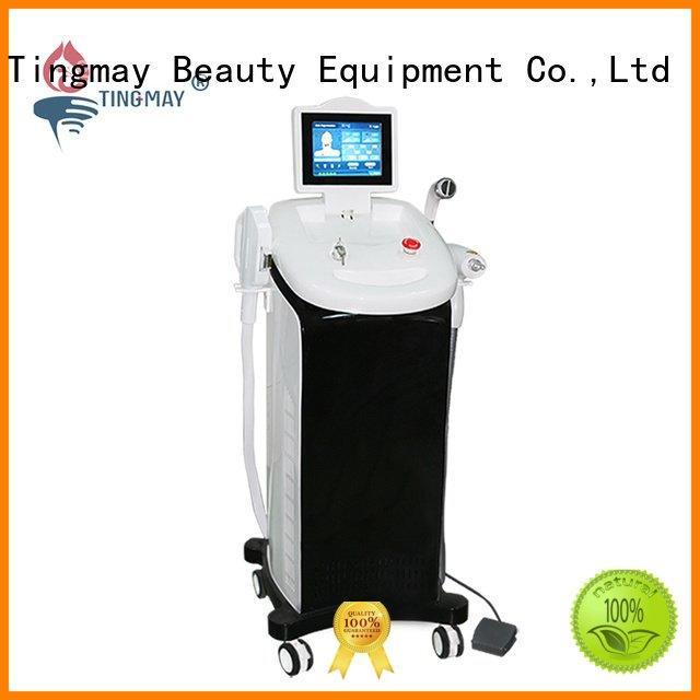 Hot ipl laser tattoo removal machine yag laser salon Tingmay Brand