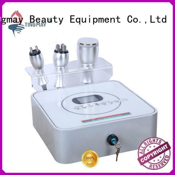 Cavitation fat removal face cavitation rf vacuum slimming machine Tingmay