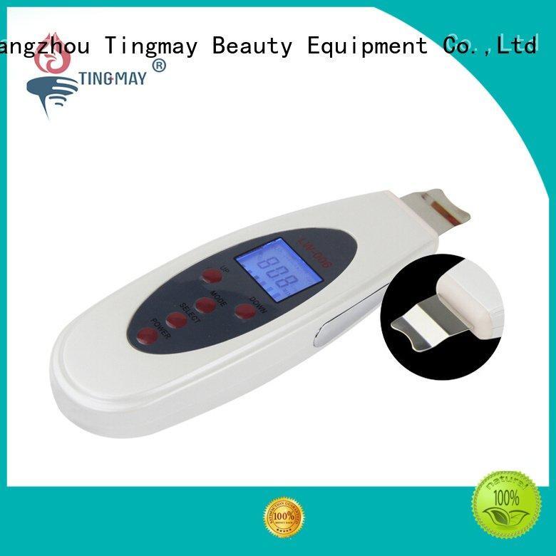 Tingmay Brand home ultrasonic skin scrubber spatula scrubber tmroller