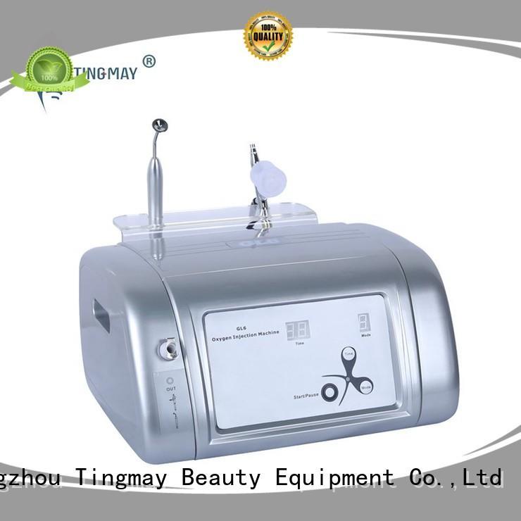 skin free gl6 machine electric oxygen machine Tingmay