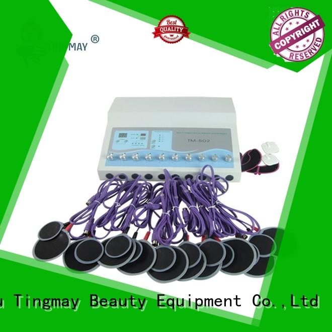 electric ems wave Tingmay Brand electric muscle stimulator machine manufacture