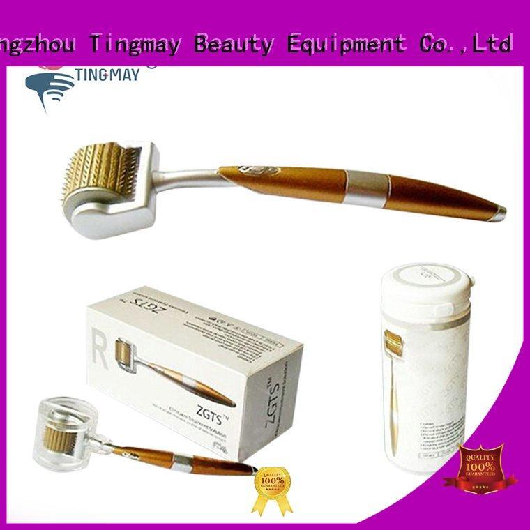 machinemicro portable needle ultrasonic skin scrubber Tingmay