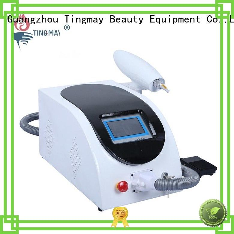Tingmay yag yag laser tattoo removal machine from China for woman