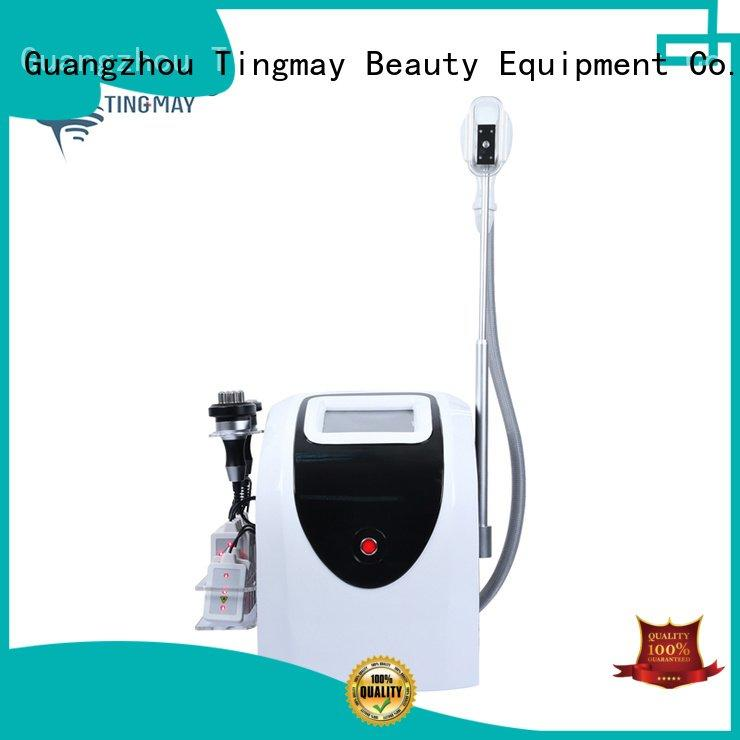 Tingmay body massage machine for weight loss lymphatic cryolipolysis collagen