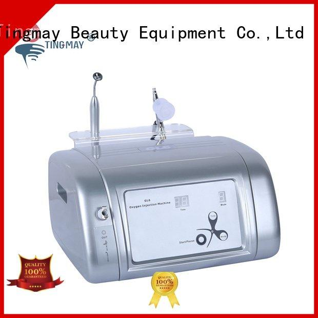 Tingmay Brand spray acne metabolism oxygen infusion facial machine