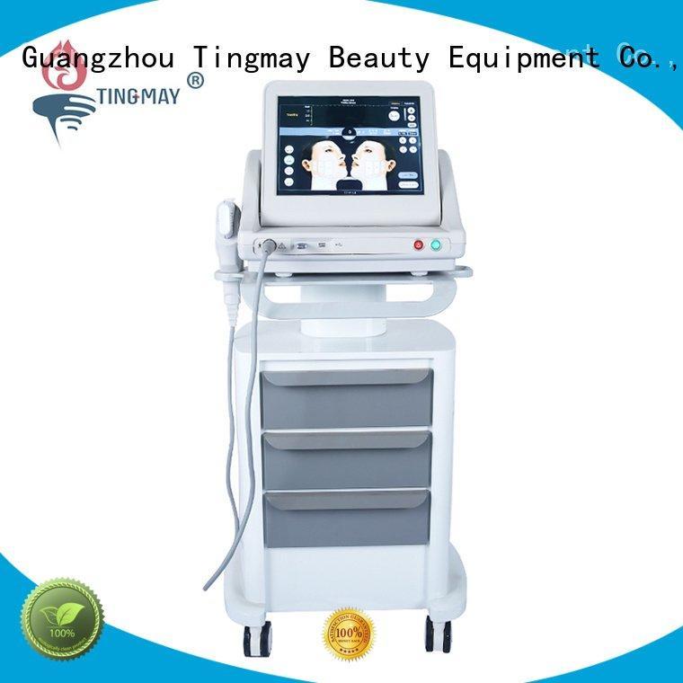 Tingmay e stimulation machine russian lipolaser ems