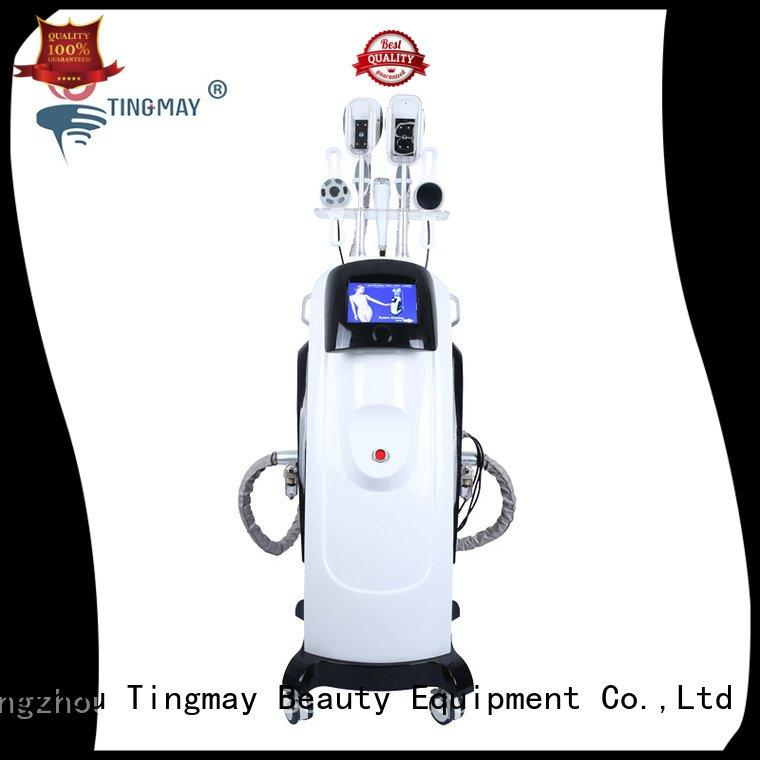 rf laser cryolipolisis Tingmay fda approved laser lipo machines