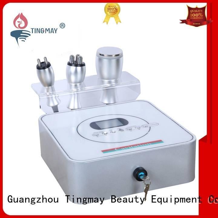 cavitation face ultrasonic liposuction cavitation machine Tingmay