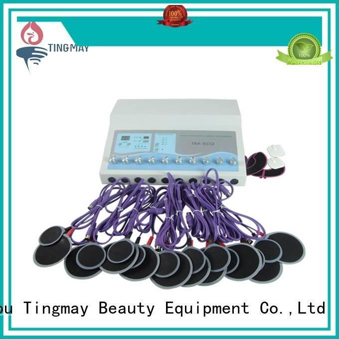 Tingmay Brand muscle lift hifu e stimulation machine
