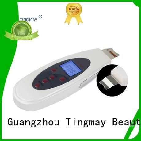 Tingmay Brand machinemicro skin dermaroller ultrasonic skin scrubber spatula