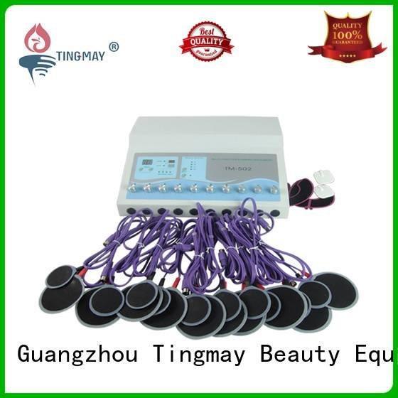 Tingmay Brand fat face hifu muscle stimulator machine