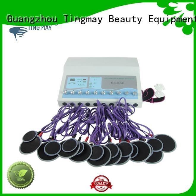 ems muscle stimulator machine Tingmay e stimulation machine