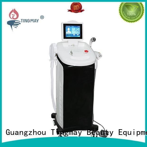 ipl laser tattoo removal machine professional Tingmay Brand laser tattoo removal machine