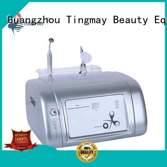 oxygen infusion skin care beauty machine breast enlargement butt Tingmay
