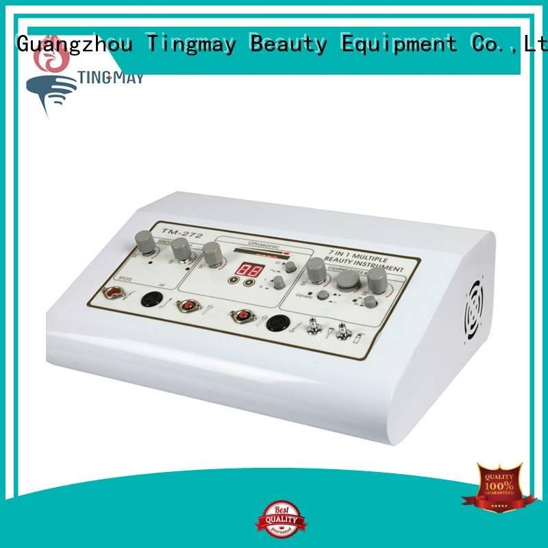 Custom oxygen infusion facial machine breast facial cupping Tingmay