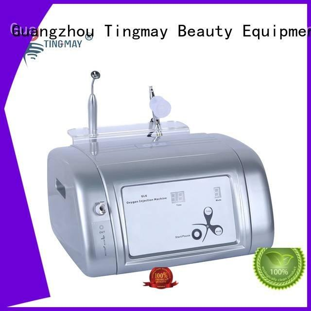 Tingmay Brand facial vacuum multifunctional oxygen infusion skin care beauty machine
