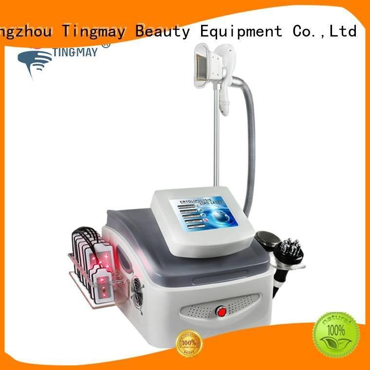 lipolaser skin muscle stimulator machine machine Tingmay
