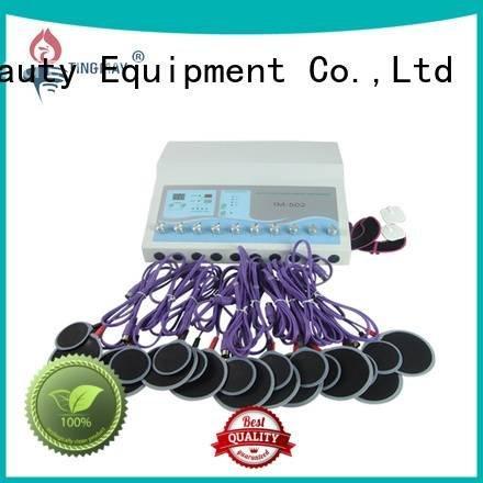 e stimulation machine face muscle stimulator machine cavitation