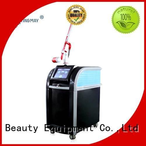 Custom laser tattoo removal machine rf nd tm Tingmay