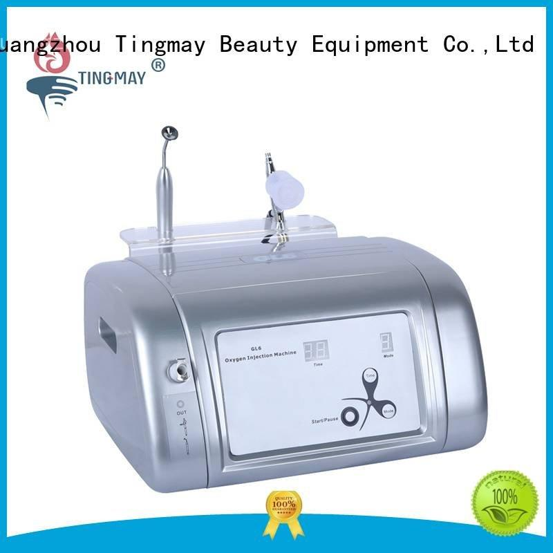 Tingmay butt oxygen infusion facial machine galvanic enlargement