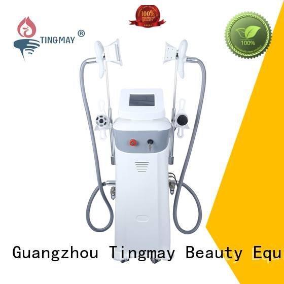 body massage machine for weight loss face care cryolipolysis slimming machine Tingmay Brand
