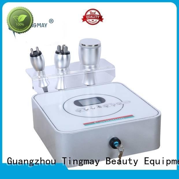 ultrasonic liposuction cavitation machine vacuum slimming cavitation Tingmay