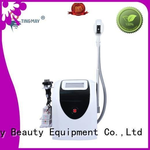 body massage machine for weight loss rf cryolipolysis cavitation Tingmay