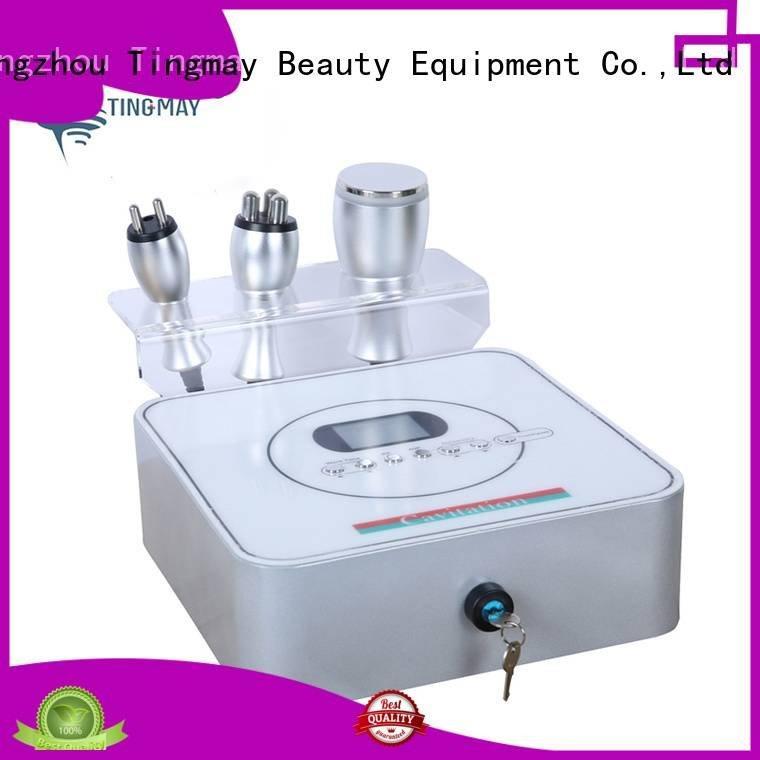 Tingmay Brand cavitation vacuum rf cavitation rf vacuum slimming machine