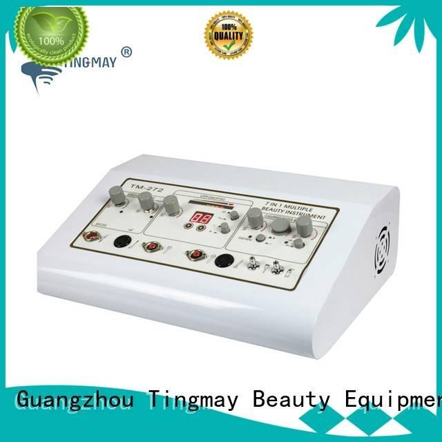 cupping breast machine Tingmay oxygen infusion skin care beauty machine