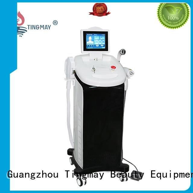 ipl laser tattoo removal machine yag Tingmay Brand laser tattoo removal machine