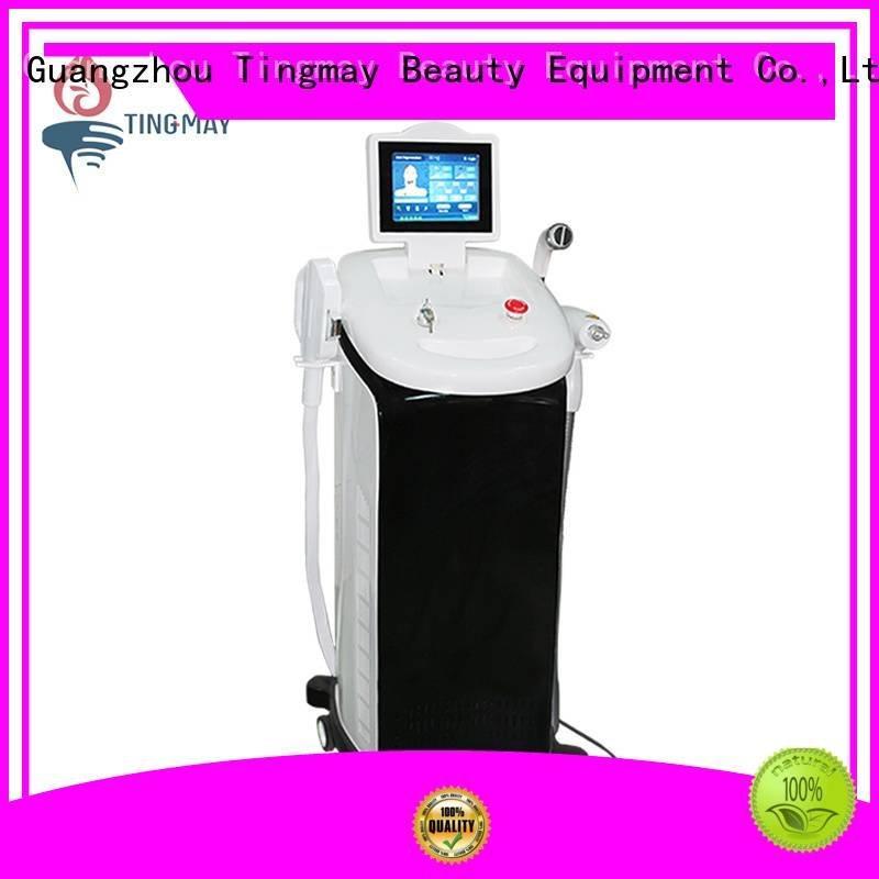 Tingmay Brand yag professional laser tattoo removal machine nd switch