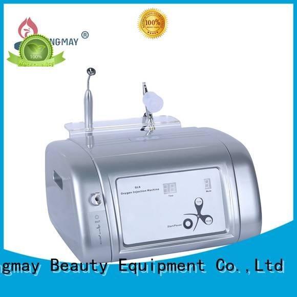 Hot oxygen infusion skin care beauty machine enlargement galvanic machine Tingmay Brand