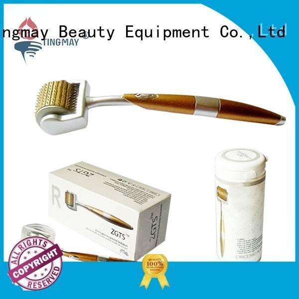 facial portable scrubber beauty Tingmay ultrasonic skin scrubber spatula