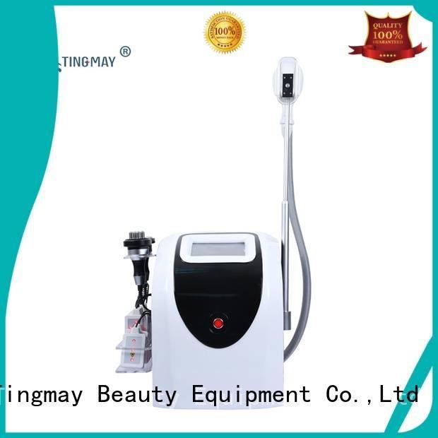 body massage machine for weight loss vertical machine cryolipolysis slimming machine Tingmay Warranty