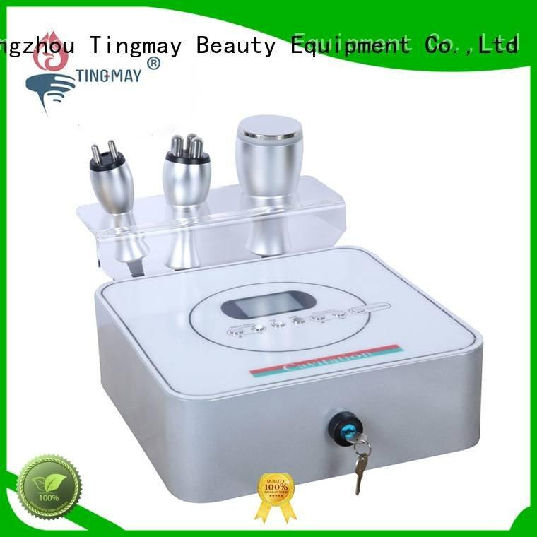 slimming face fat removal machine Tingmay ultrasonic liposuction cavitation machine