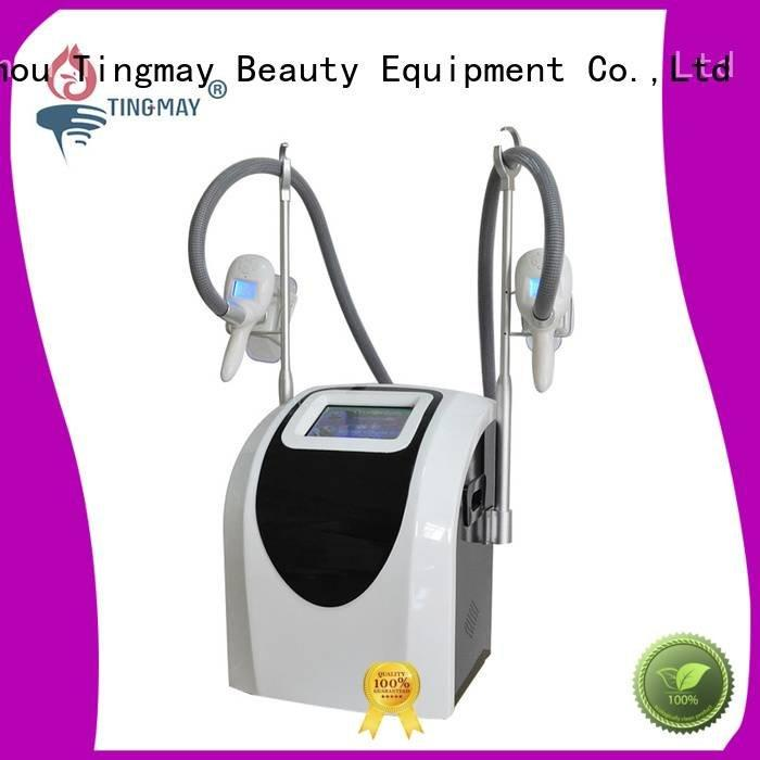 Hot fda approved laser lipo machines slimming rf cryolipolisis Tingmay Brand