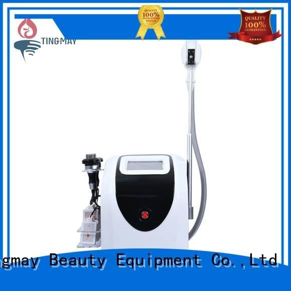 Tingmay Brand machine body massage machine for weight loss slimming cryolipolysis