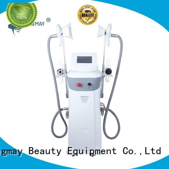 vertical slimming face rf Tingmay body massage machine for weight loss
