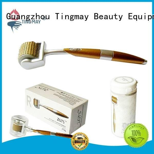 skin home beauty Tingmay ultrasonic skin scrubber spatula
