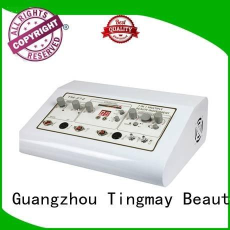 Tingmay oxygen infusion facial machine butt galvanic oxygen vacuum