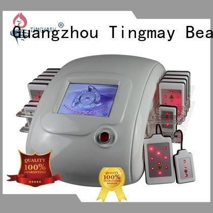 Custom lipo laser slimming fast cavitation laser Tingmay