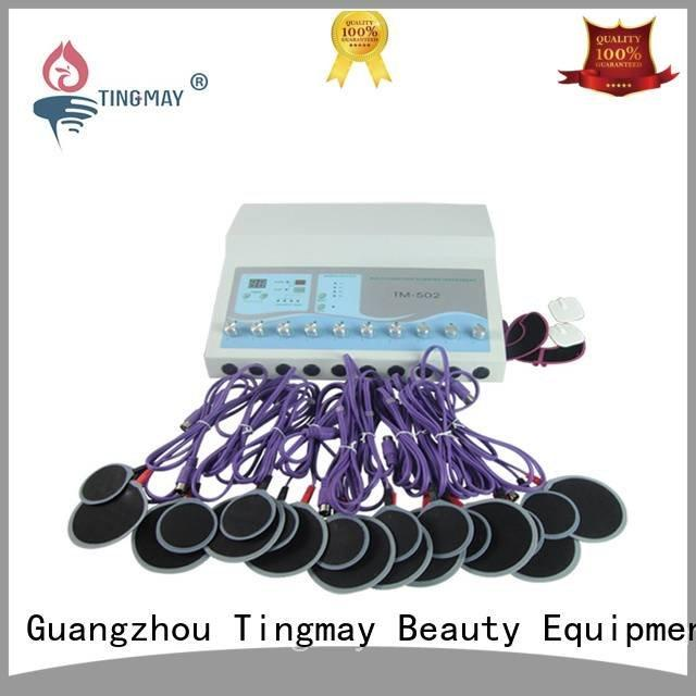 e stimulation machine skin muscle stimulator machine Tingmay Brand