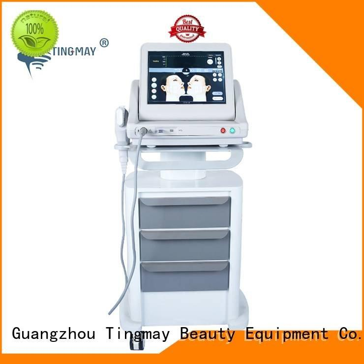 Tingmay e stimulation machine tighten cavitation professional stimulator