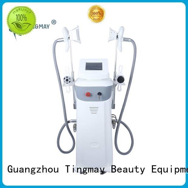 body massage machine for weight loss rf Tingmay Brand cryolipolysis slimming machine