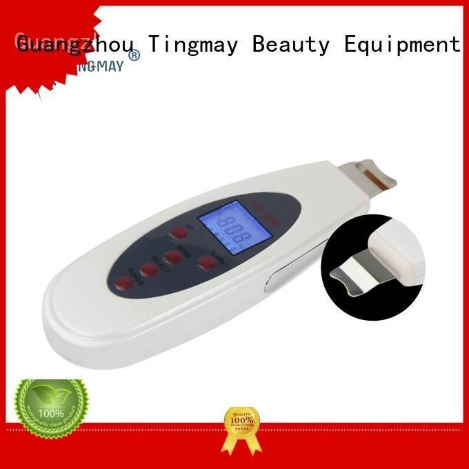 ultrasonic skin scrubber spatula product dermaroller beauty tmroller Bulk Buy